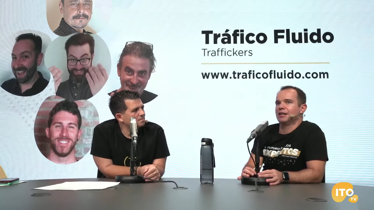 Tráfico fluido en The Traffic Live Show del ITO (Instituto de Tráfico Online)